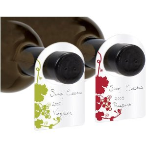 wine collection tags