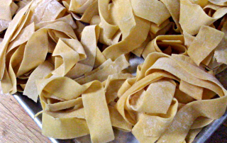 Haystack Pasta