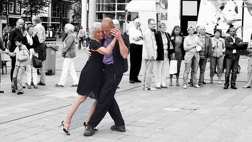 Couples Bucket List - Learn the Tango