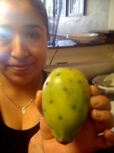 Green Tuna Fruit