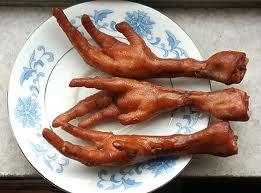 Fried Chicken Feet