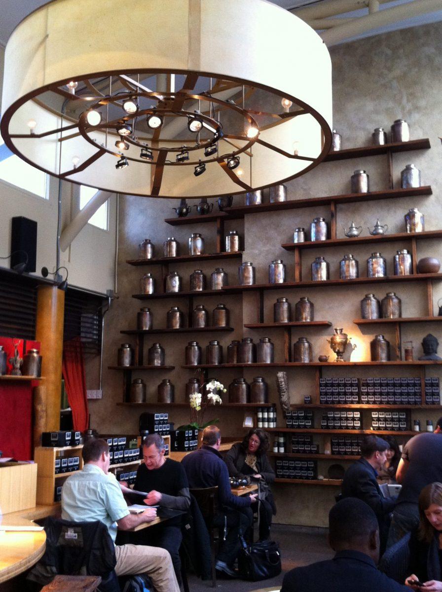 teahouse interior design in - photo #29