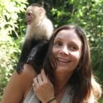 Monkey Around at Gumbalimba Park in Honduras