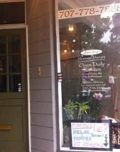 foot massage shop