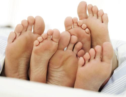 Get a Relaxing Foot Massage