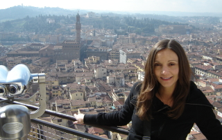 View from the Duomo, Florence (Annette Renee White)