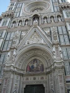Florence Duomo doors
