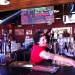 Drink Beer at Lagunitas Taproom in California