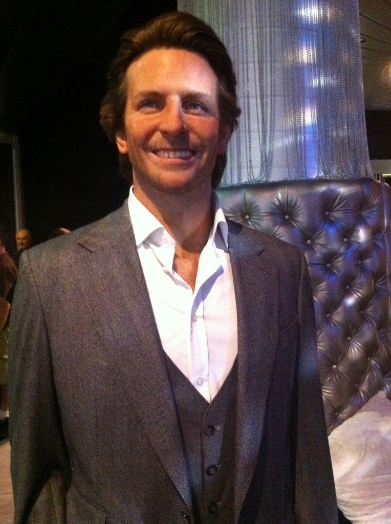 Bradley Cooper at Madame Tussauds