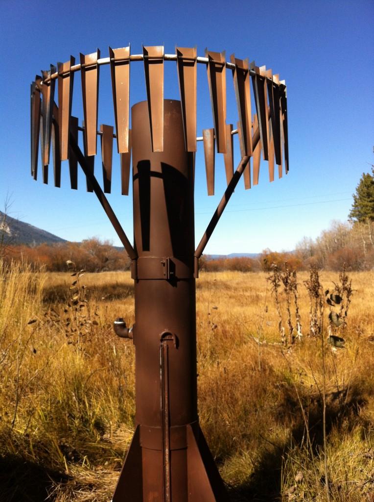 Lake Tahoe monitoring station