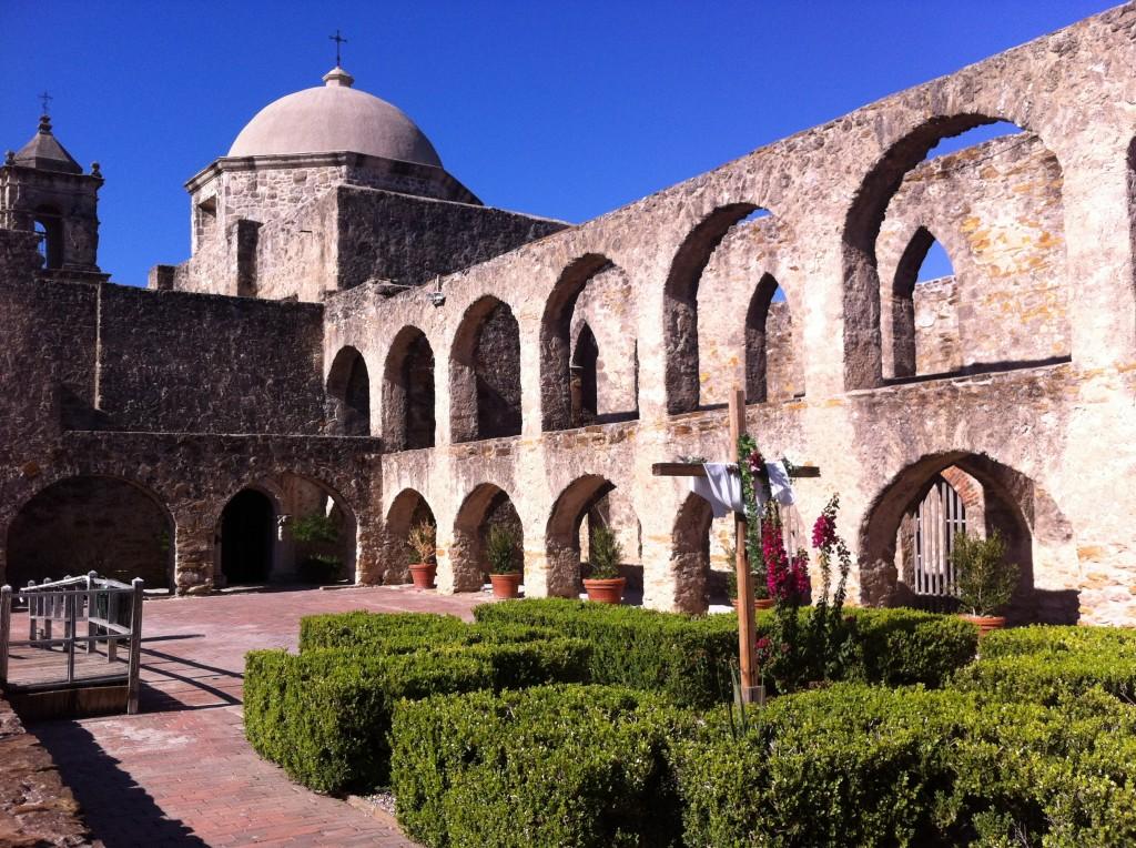San Antonio Mission San Jose