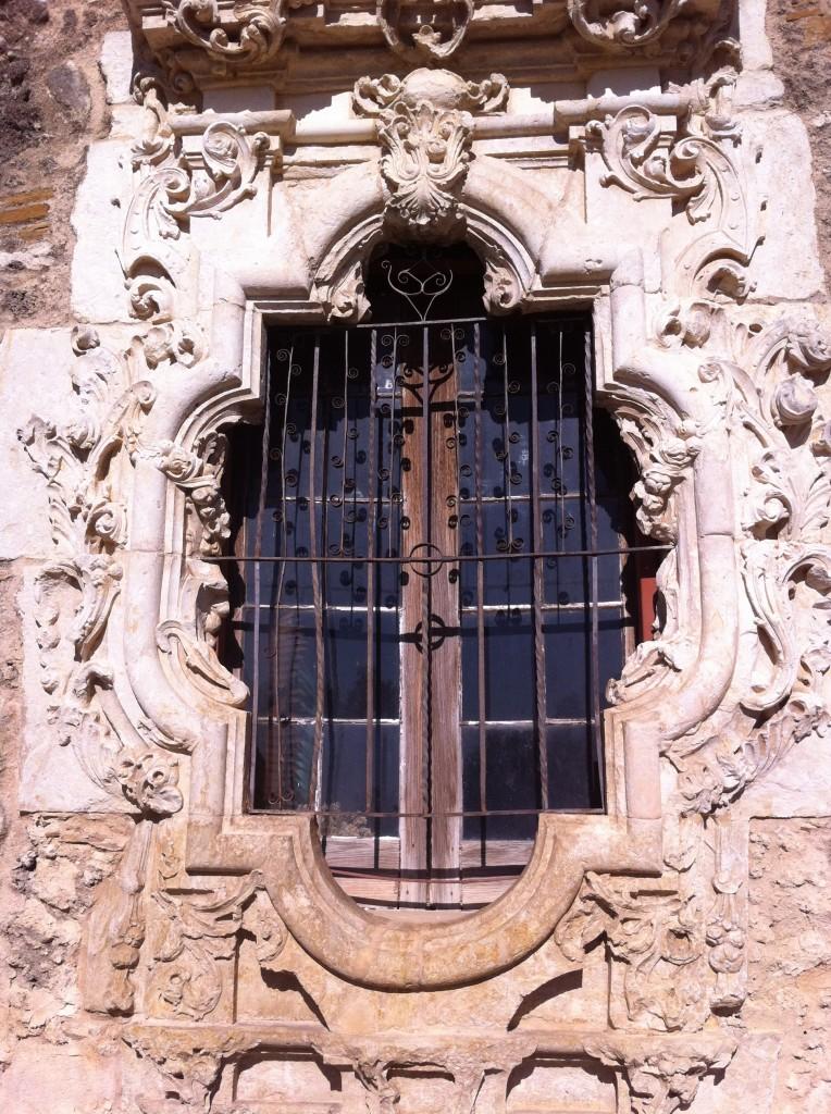 Mission San Jose Rose Window