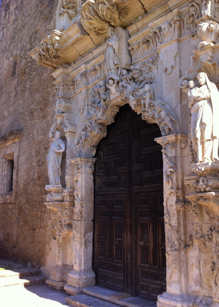 Mission San Jose Door