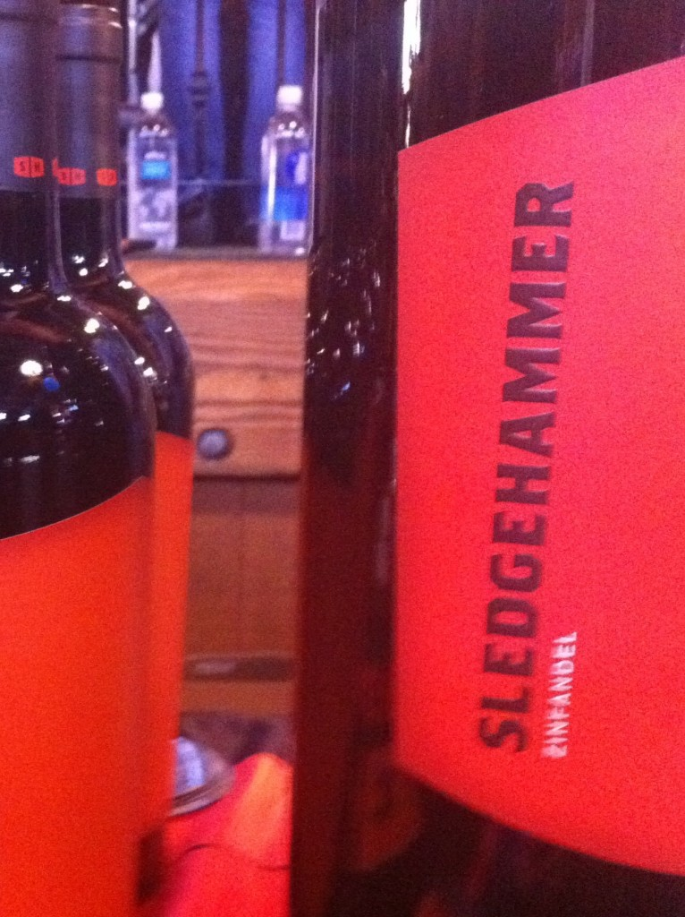 Sledge Hammer Wine