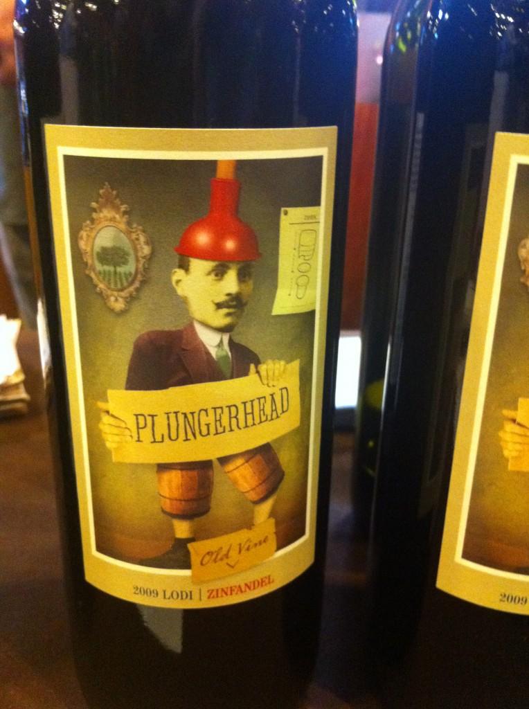 Plungerhead Wine