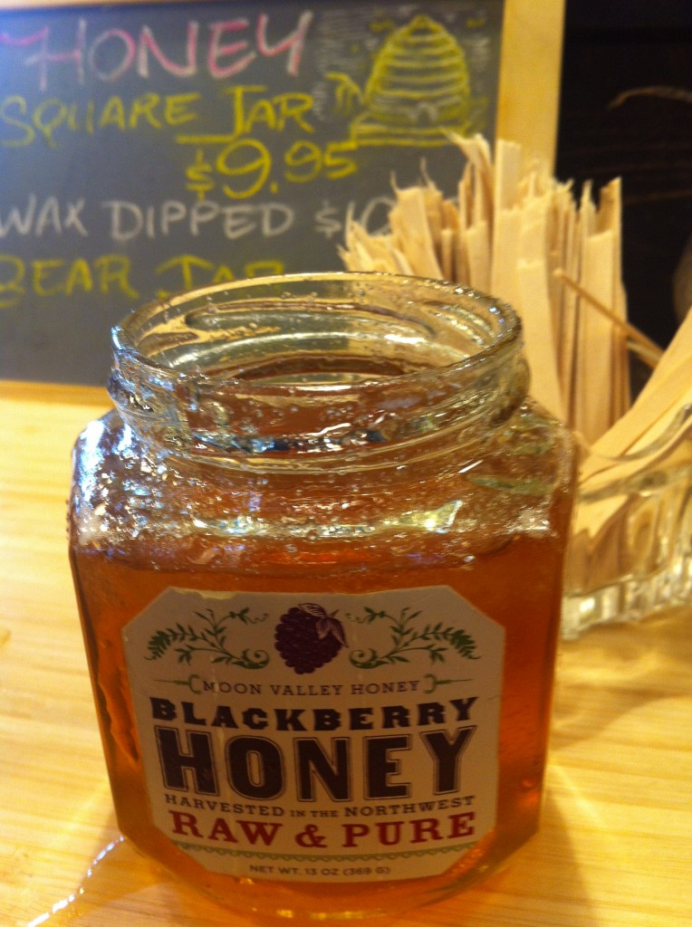 Blackberry Honey at Pike Place Fish Market