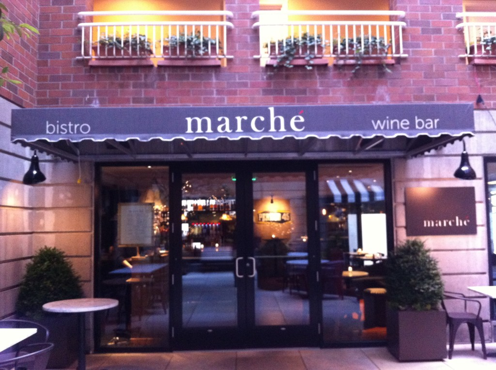 marche bistro seattle