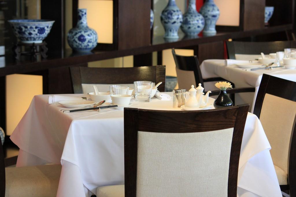 Dining Room at Min Jiang