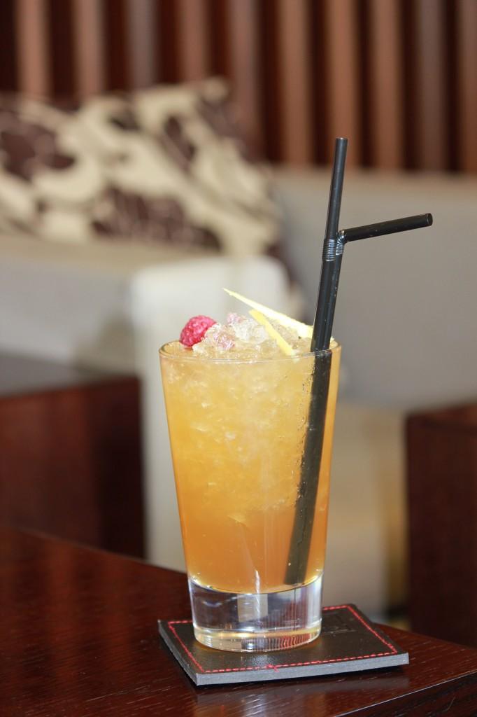 Drinks at Min Jiang