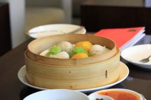 Dim Sum at Min Jiang