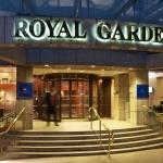 Feel the 5 Stars at London's Royal Garden Hotel