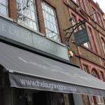 Eat Lamb Butt and British Mushy Peas in London