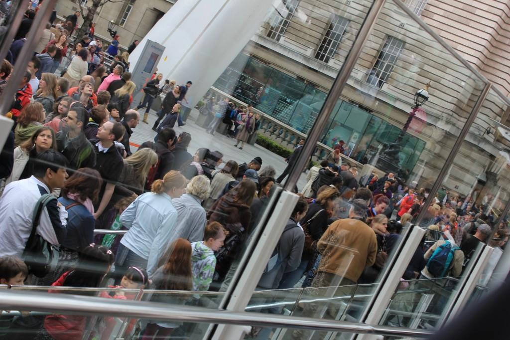London Eye line