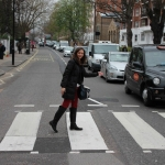 Walk Across London's Abbey Road and Stand in a Red Phone Booth