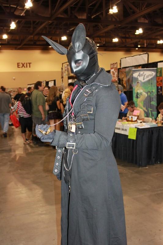 Costume at Phoenix Comicon