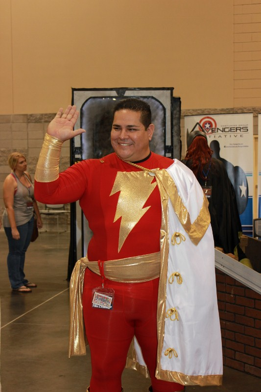 Costume at Phoenix Comicon