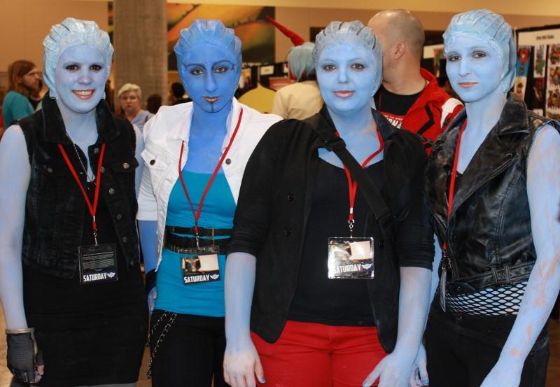 Phoenix Comic Con Costume