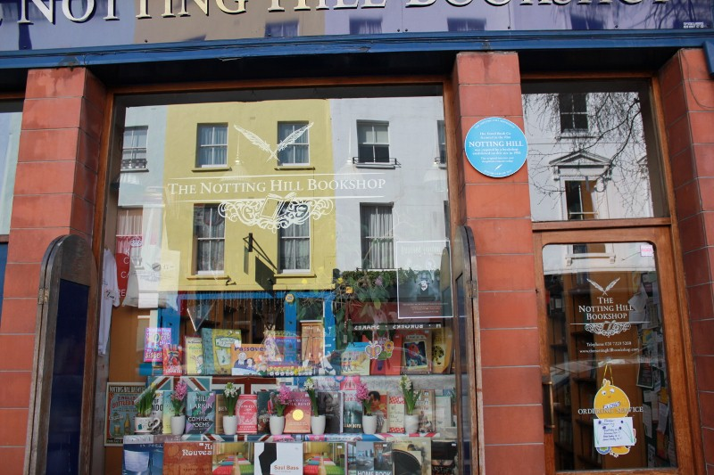 Notting Hill Travel Book Store