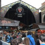 See 50 Shades of Red at Barcelona's Boqueria Market