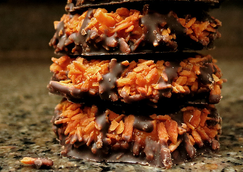 Samosa Girl Scout Cookie
