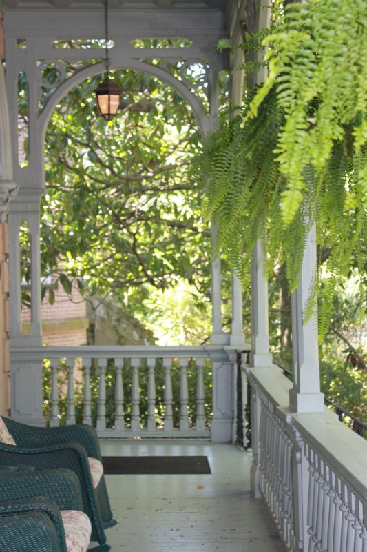 Dresser Palmer House Porch