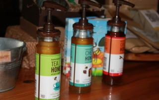 Honey Tasting at Savannah Bee