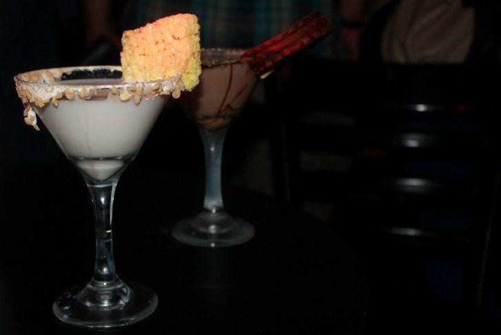 Bucket List - Drink a Rice Krispie Martini