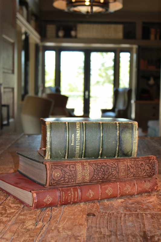 Old Books at Trinchero