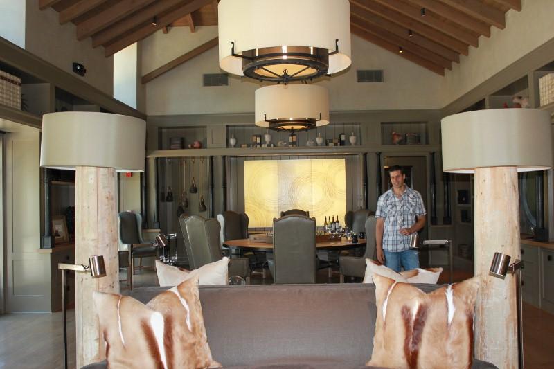 Dining Room at Trinchero