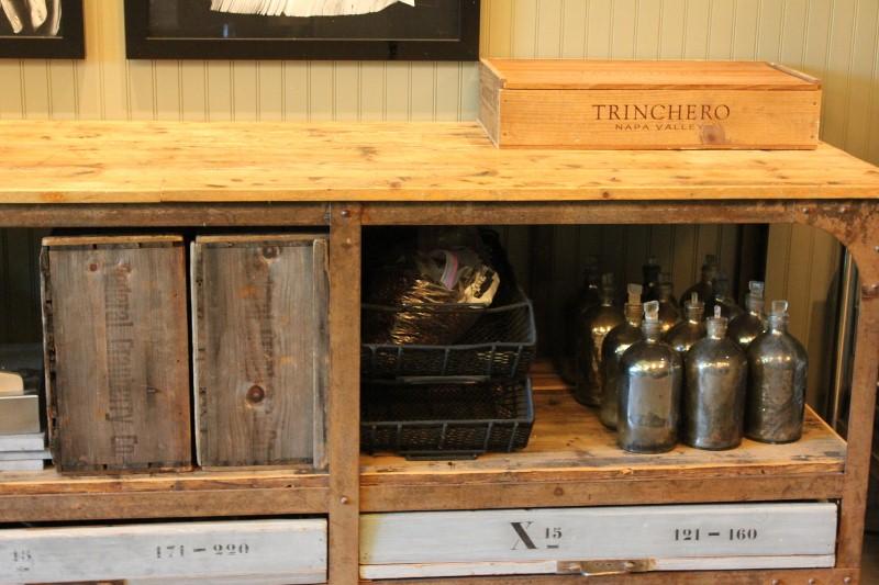 Kitchen Decor at Trinchero