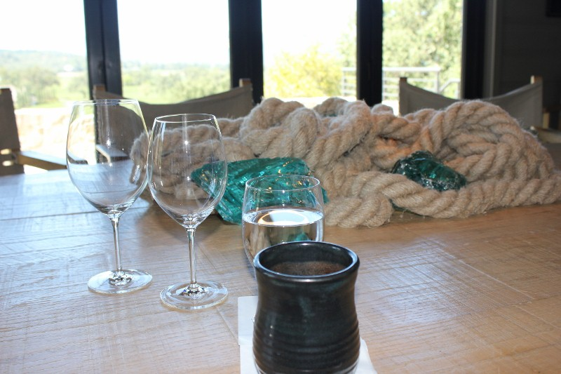 Wine Tasting at Trinchero
