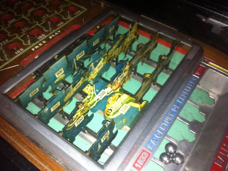 Jigsaw Pinball Machine