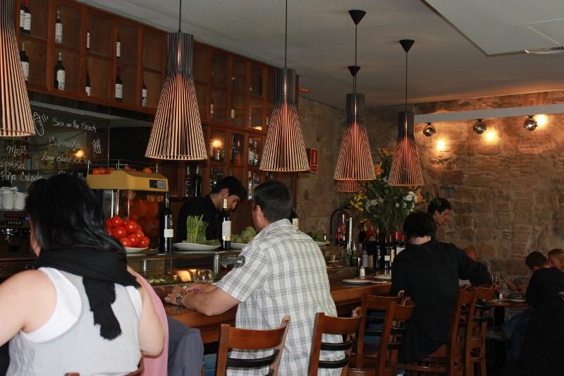 Bar at Taller de Tapas