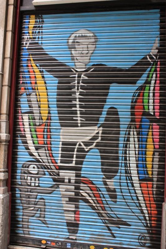 Barcelona Street Art