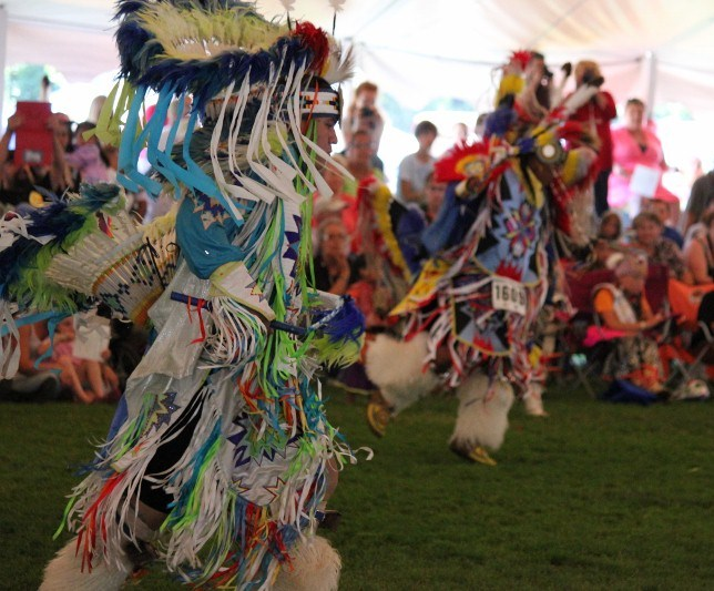Pow Wow Dance Competition
