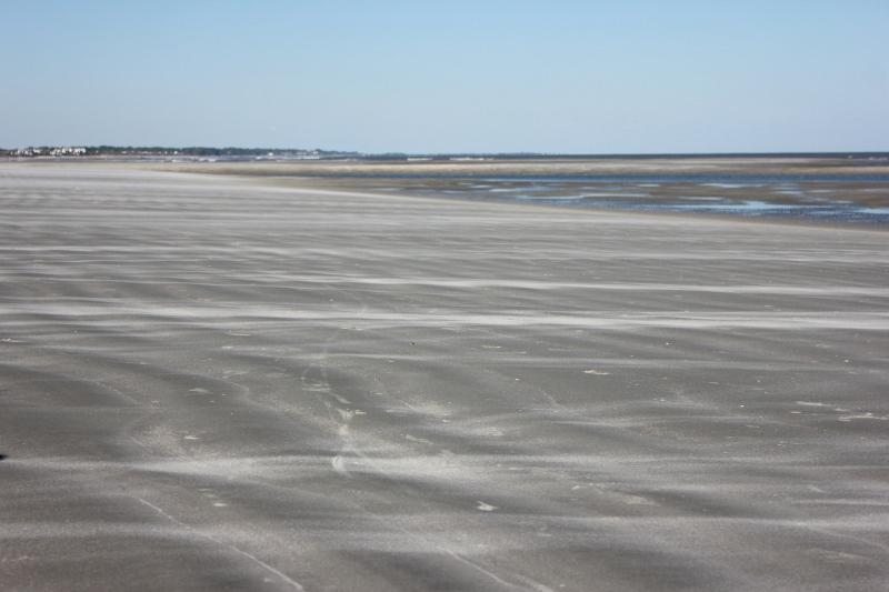 White Sand Beach of St. Simon