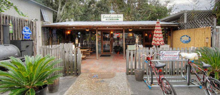 Beachcomber BBQ Southern BBQ Restaurant