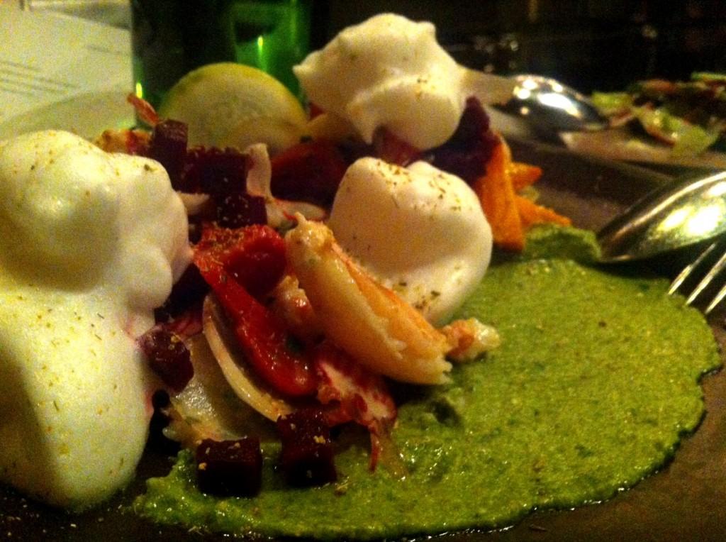 Crab Quinoa Salad
