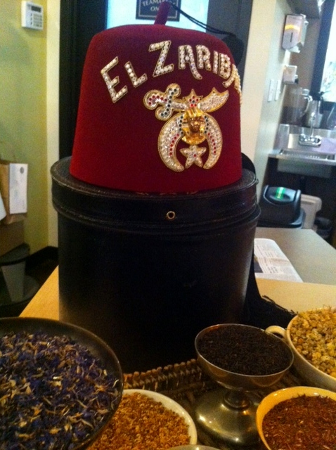 Fez Hat at Steven Smith Teamakers