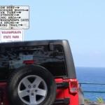 Walk a Black Sand Beach on the Road to Hana in Maui